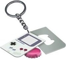 Nintendo - porte-clés avec décapsuleur game boy