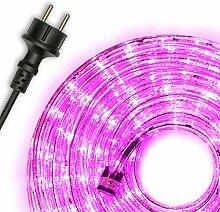 Nipach Guirlande lumineuse Tube LED à faible