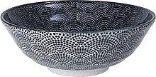 Nippon Black - Ramen Bowl/Bol à nouilles Noir et