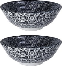 Nippon Black – Ramen Bowl/Bol à nouilles Noir