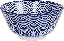Nippon blue Bol à céréales en porcelaine