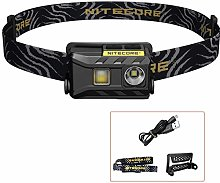 NITECORE NU25 Lampe Frontale - Rechargeable USB -