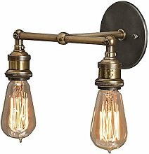 NIUYAO Lampe Applique Murale Abat-jour Métal avec