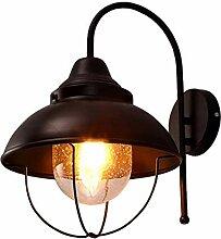 NIUYAO Lampe Applique Murale Lumière Extérieure