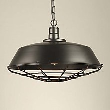 NIUYAO Lampe Suspension Lustre Abat-jour avec