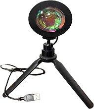NIZYH Décor de la chambre LED USB Lampe de