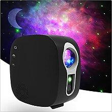 NIZYH Galaxy Starry Sky Projecteur Rotatif