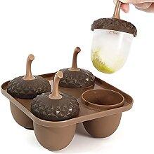 NLASHFO Machine à sucettes glacées, modèle de