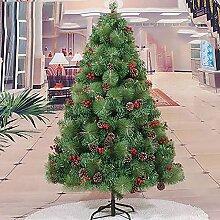 NLASHFO Sapin de Noël Artificiel Pine Cone Sapin