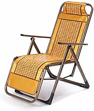 no brand Chaise Longue Pliant Fauteuil inclinable