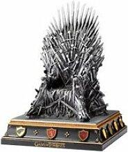 Noble collection - le trône de fer serre-livre le