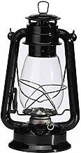 NOBLJX Rétro Lampe à kérosène Grande Huile de