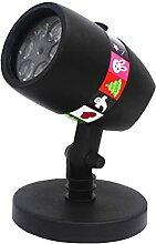 NOENNULL Projecteur de Noël à LED - Projecteur