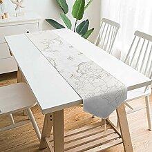 None-brands Chemins de table 13 x 70 cm, motif