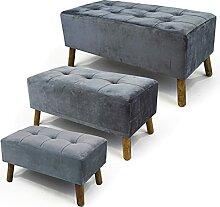 Noor Living Design Products 50172 Tabouret, Aspect