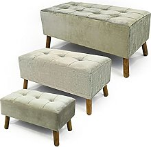 Noor Living Design Products 50173 Tabouret, Aspect