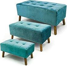Noor Living Design Products 50174 Tabouret, Aspect