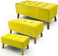 Noor Living Design Products 50175 Tabouret, Aspect