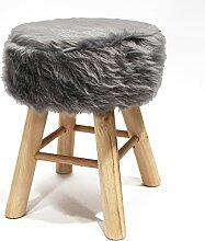 Noor Living Design Products 50307 Tabouret, Fausse