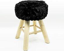 Noor Living Design Products 50328 Tabouret, Fausse