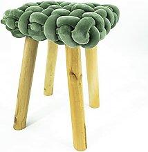 Noor Living Design Products 50463 Tabouret, Tissu,
