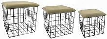Noor Living Design Products 77291 Tabouret,