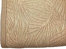 NORA HOME Couvre-lit piqué palm feuilles de