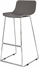 Nordic Bar Chaise de bar en acier inoxydable