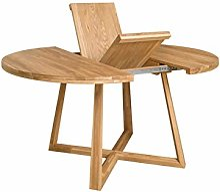 NORDICSTORY Table de salle à manger extensible