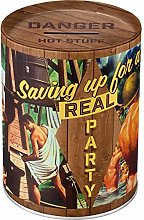 Nostalgic-Art Say it 50 's Party Boys-Tirelire