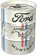 Nostalgic-Art, Tirelire rétro Ford Mustang -