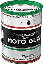 Nostalgic-Art Tirelire rétro Moto Guzzi