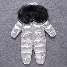 Nouveau Né Manteau De Combinaison Hiver Bébé