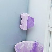 Nouveau sac poubelle mural en plastique boîte de
