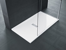 Novelli Ultra Flat Receveur de douche acrylique