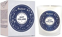 Nuit Polaire Bougie Scandinave