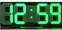 Numérique moderne LED Horloge murale Table de
