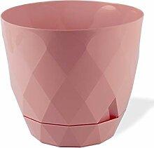 Nurdanil Pot de fleurs au design moderne et motif