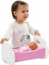 Nurserie - 2873 - lit + accessoires