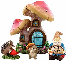 NW Wholesaler Little Critters Kit maison de gnome