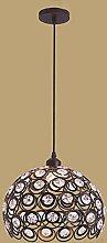 NZDY Cristal Pendentif Lumières Jardin Chambre