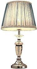 NZDY Lampe de Bureau Décorative En Cristal Simple