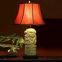 NZDY Lampe de Bureau Mode Antique Nouveau Salon