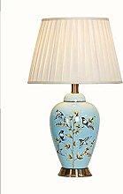 NZDY Lampe de Bureau Moderne Style Chinois