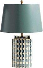 NZDY Lampe de Bureau Style Pastoral Mode Lampe de