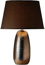 NZDY Lampe de Bureau Style Postmoderne Métal
