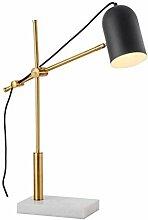NZDY Lampe de table Iron Art Lampe de table, Lampe