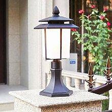NZDY Lampe Sur Pied Extérieure Étanche Ip54