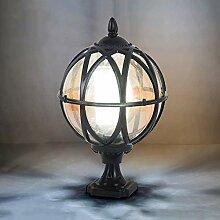 NZDY Lumière de Colonne de Lampe de Colonne de