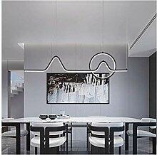 NZDY Lustres, lustre moderne simple Art créatif